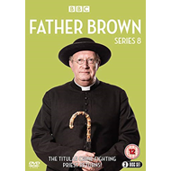 Produktbilde for Father Brown - Sesong 8 (UK-import) (DVD)