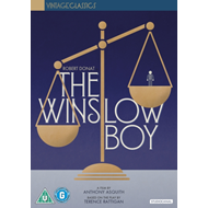 Produktbilde for The Winslow Boy (1948) (UK-import) (DVD)