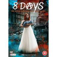 Produktbilde for 8 Days / 8 Tage - Sesong 1 (UK-import) (DVD)