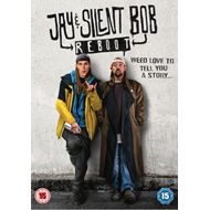 Produktbilde for Jay And Silent Bob Reboot (UK-import) (DVD)