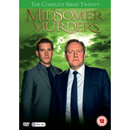 Produktbilde for Midsomer Murders / Mord Og Mysterier - Sesong 20 (UK-import) (DVD)