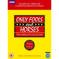 Produktbilde for Only Fools And Horses - The Complete Collection (UK-import) (DVD)