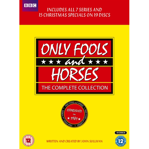 Only Fools And Horses - The Complete Collection (UK-import) (DVD)