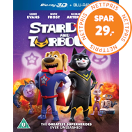Produktbilde for Stardog And Turbocat (UK-import) (Blu-ray 3D + Blu-ray)