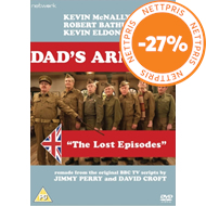 Produktbilde for Dad's Army - The Lost Episodes (UK-import) (DVD)