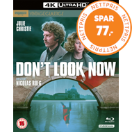 Produktbilde for Don't Look Now (1973) / Avdøde Advarer (UK-import) (4K Ultra HD + Blu-ray)