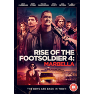 Produktbilde for Rise Of The Footsoldier 4 - Marbella (UK-import) (DVD)