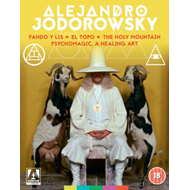 Produktbilde for Alejandro Jodorowsky Collection (UK-import) (Blu-ray + CD)