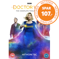 Produktbilde for Doctor Who - Sesong 12 (UK-import) (DVD)