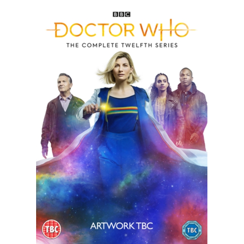 Doctor Who - Sesong 12 (UK-import) (DVD)