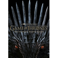 Produktbilde for Game Of Thrones - Sesong 8 (UK-import) (DVD)