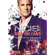 Produktbilde for NCIS New Orleans - Sesong 5 (UK-import) (DVD)