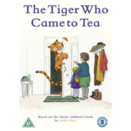 Produktbilde for The Tiger Who Came To Tea (UK-import) (DVD)