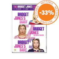 Produktbilde for Bridget Jones 1-3 (DVD)