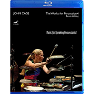 Produktbilde for John Cage: The Works For Percussion 4 - Bonnie Whiting (UK-import) (Blu-ray + DVD)