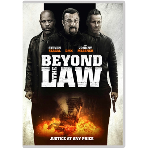 Beyond The Law (UK-import) (DVD)