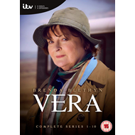Produktbilde for Vera - Sesong 1-10 (UK-import) (DVD)