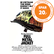 Produktbilde for Full Metal Jacket (1987) (4K Ultra HD + Blu-ray)