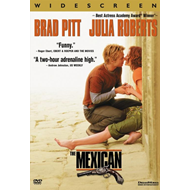 Produktbilde for The Mexican (DVD)