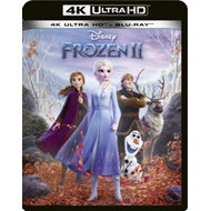 Produktbilde for Frozen II / Frost 2 (UK-import) (4K Ultra HD + Blu-ray)