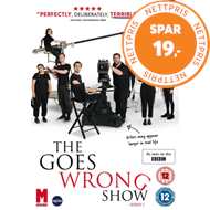 Produktbilde for The Goes Wrong Show - Sesong 1 (UK-import) (DVD)