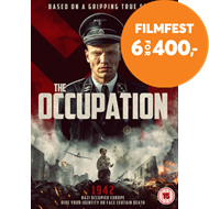 Produktbilde for The Occupation (Aka My Name Is Sara) (UK-import) (DVD)