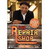 Produktbilde for The Repair Shop - Sesong 3 (UK-import) (DVD)