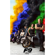 Produktbilde for Fast & Furious 9 (DVD)
