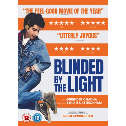 Blinded By The Light (UK-import) (DVD)
