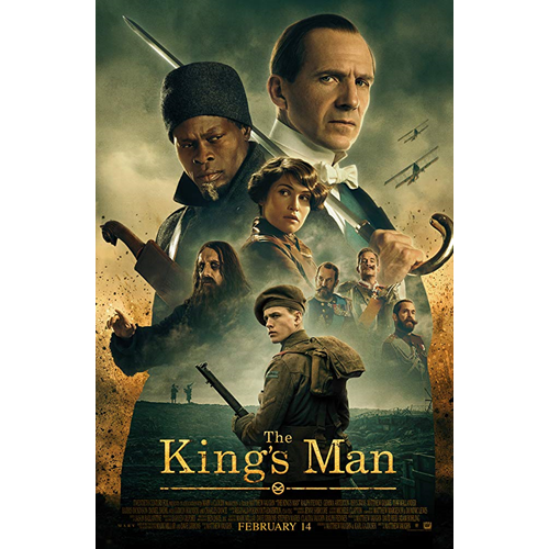 Kingsman 3 - The King's Man (DVD)