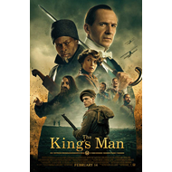 Produktbilde for Kingsman 3 - The King's Man (4K Ultra HD + Blu-ray)