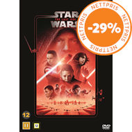 Produktbilde for Star Wars: Episode VIII - The Last Jedi (DVD)