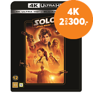 Produktbilde for Solo: A Star Wars Story (4K Ultra HD + Blu-ray)