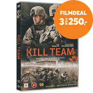 Produktbilde for The Kill Team (DVD)