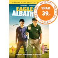 Produktbilde for The Eagle And The Albatross (UK-import) (DVD)