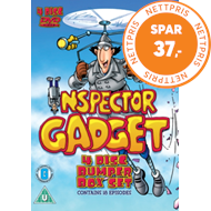 Produktbilde for Inspector Gadget - The Collection (UK-import) (DVD)