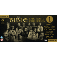 Produktbilde for The Bible - Epic Movie Collection: Volume 1 (UK-import) (DVD)