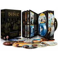 Produktbilde for The Bible: Complete Collection (UK-import) (DVD)