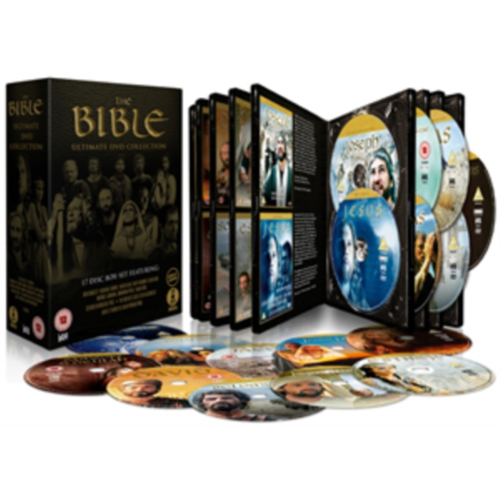 The Bible: Complete Collection (UK-import) (DVD)