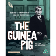Produktbilde for The Guinea Pig (1948) / Prøvekluten (UK-import) (Blu-ray + DVD)