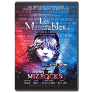 Produktbilde for Les Misérables: The Staged Concert (UK-import) (DVD)