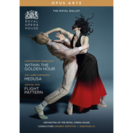 Produktbilde for Within The Golden Hour/Medusa/Flight Pattern: The Royal Ballet (UK-import) (DVD)