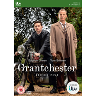 Produktbilde for Grantchester - Sesong 5 (UK-import) (DVD)