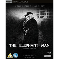 Produktbilde for The Elephant Man (1980) / Elefantmannen (UK-import) (4K Ultra HD + Blu-ray)