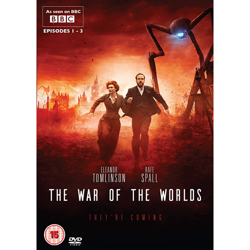 The War Of The Worlds (2019) / Klodenes Kamp (UK-import) (DVD)