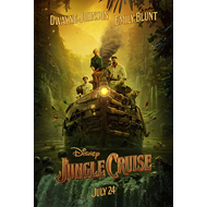 Produktbilde for Jungle Cruise (DVD)