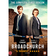 Produktbilde for Broadchurch - Sesong 1 (DVD)