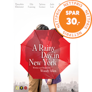 Produktbilde for A Rainy Day In New York (DVD)