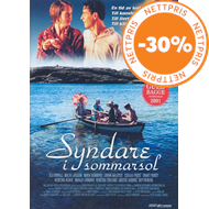 Produktbilde for Syndare I Sommarsol (DVD)