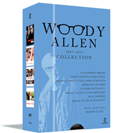 Produktbilde for Woody Allen - Collection 2007-2014 (DVD)